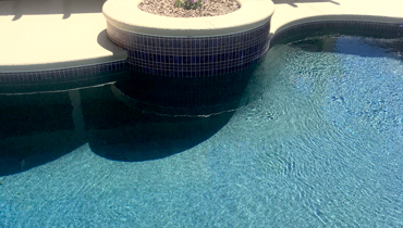 Pool and spa tile installation in Las Vegas